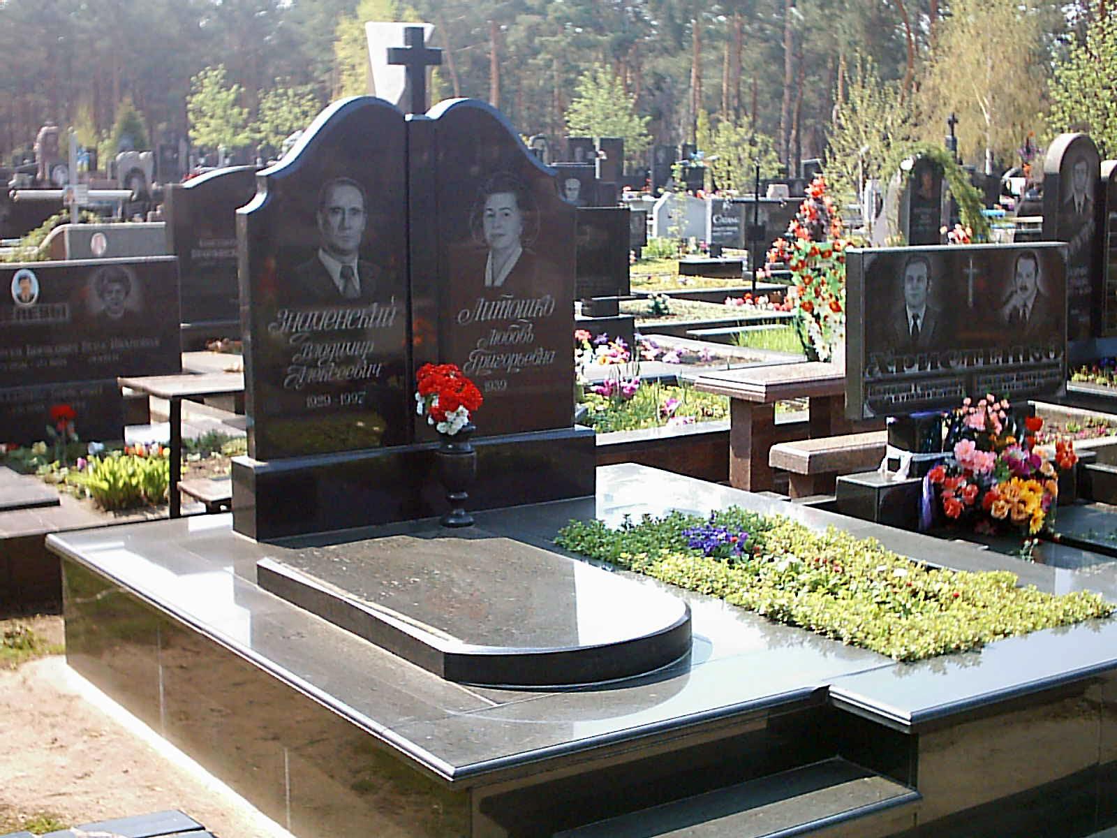 Заказать двойной памятник на могилу в ижевске недорого Эконом памятник Плечики Ак-Довурак